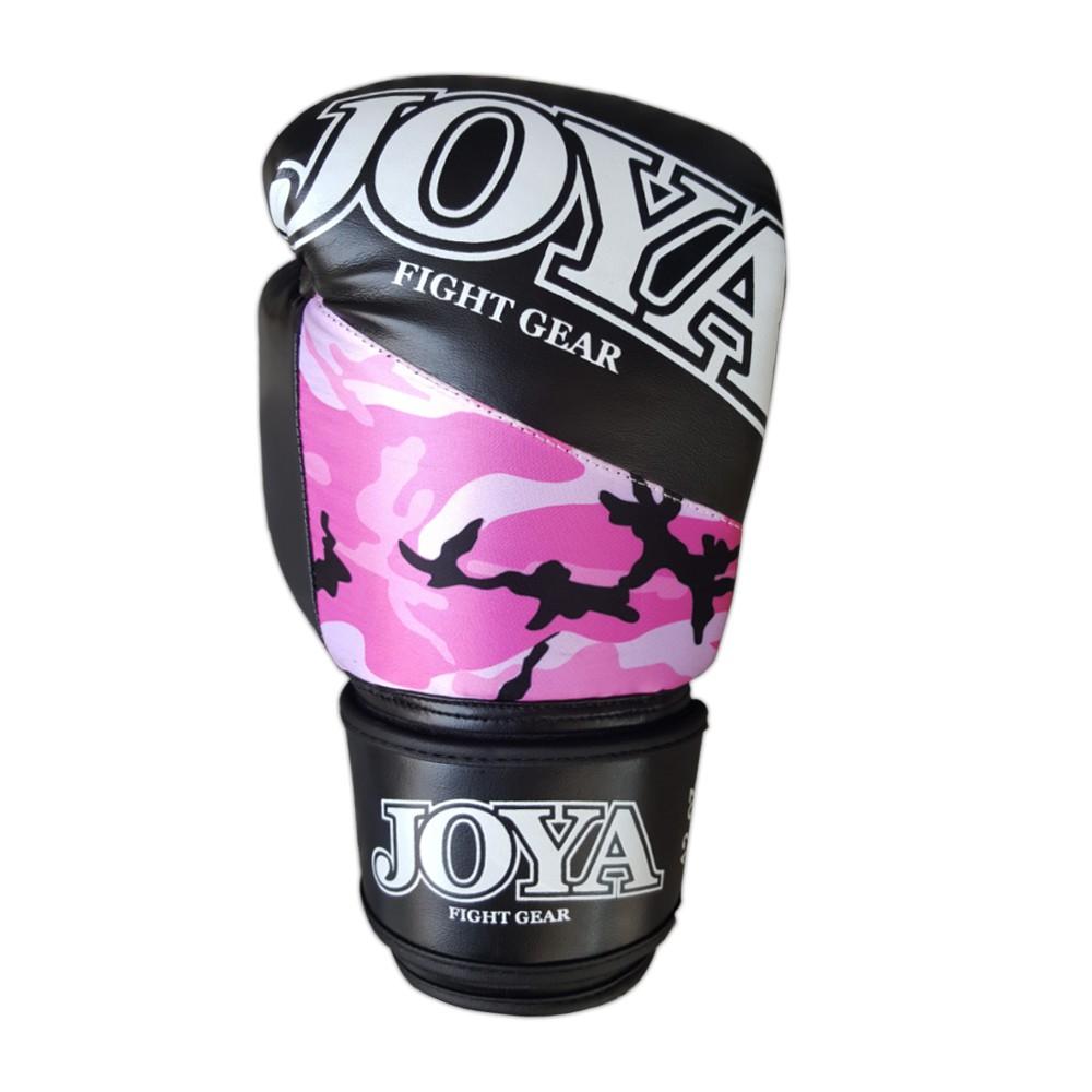Joya Bokshandschoenen Camo Pink