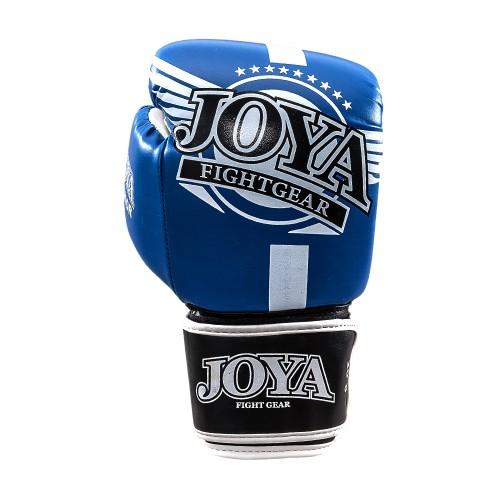 Joya bokshandschoen junior blauw