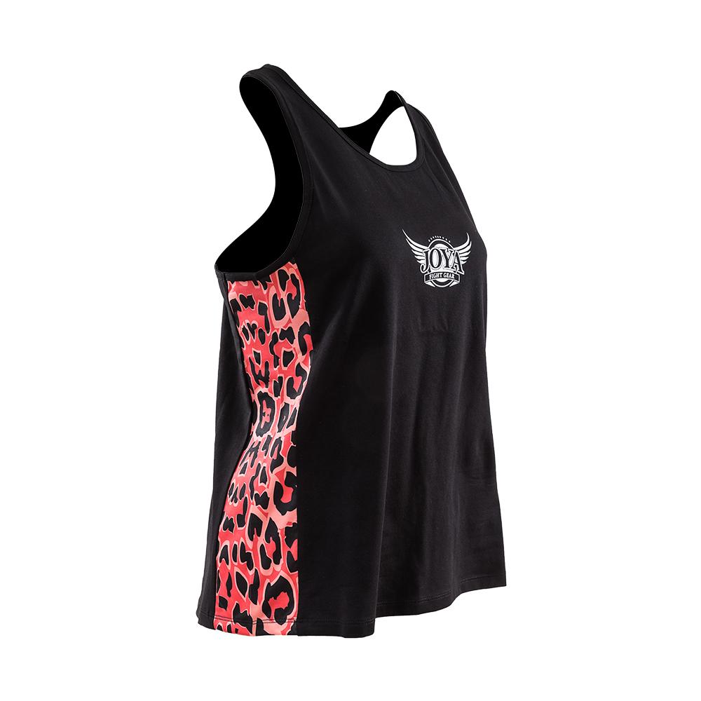 Joya Leopard top dames