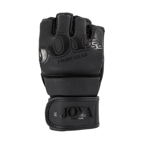 Joya mma handschoen metallic zwart