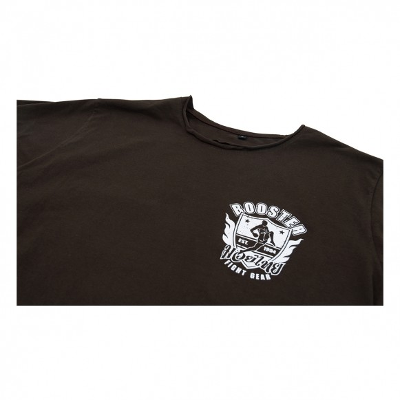 Booster flying knee shirt