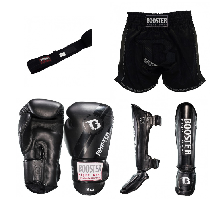 Booster kickboks set