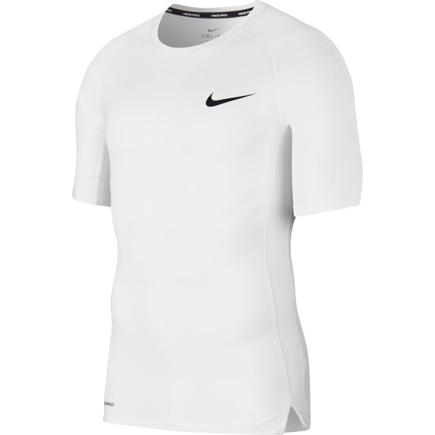 Nike pro training top wit