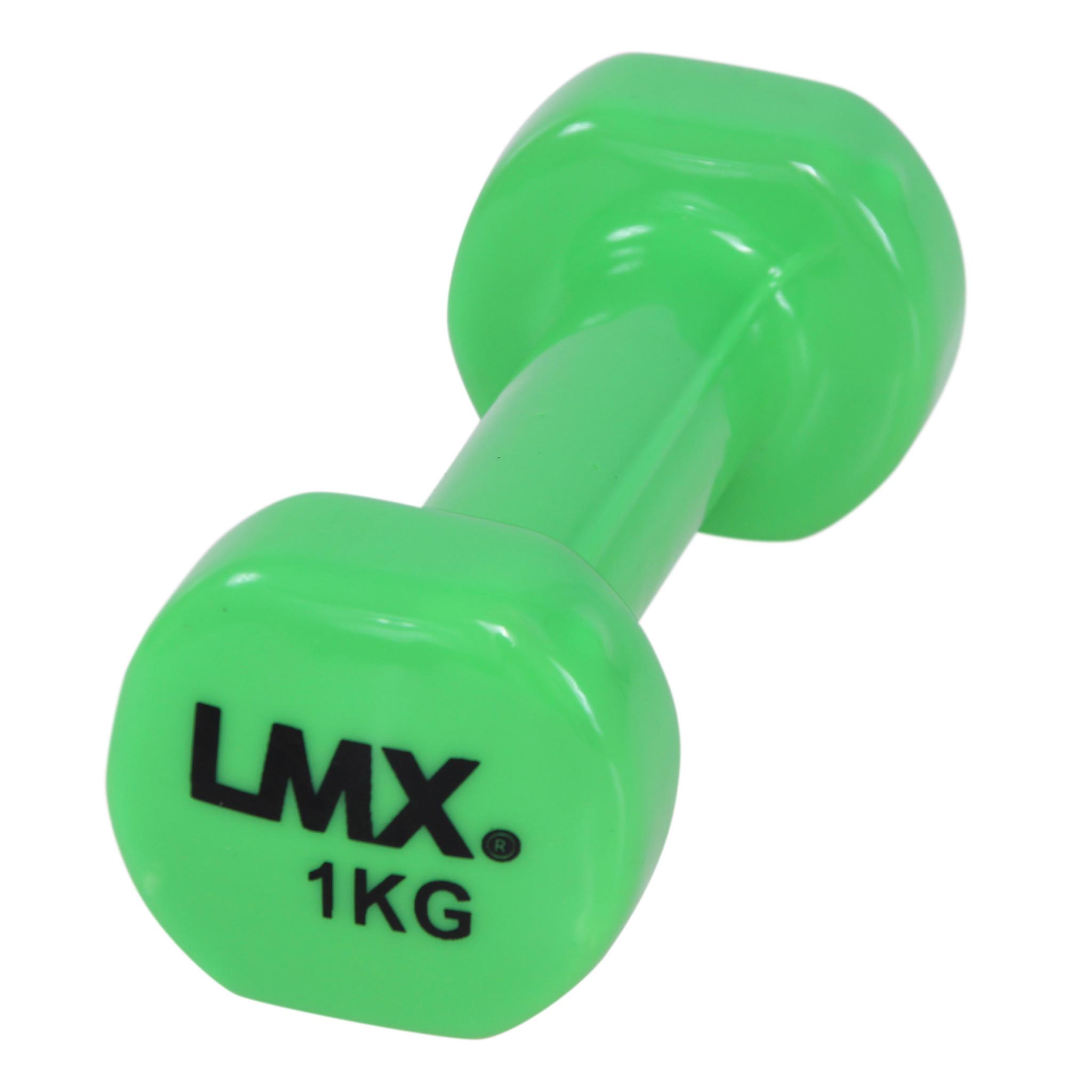 Lmx vinyl dumbbell 1kg