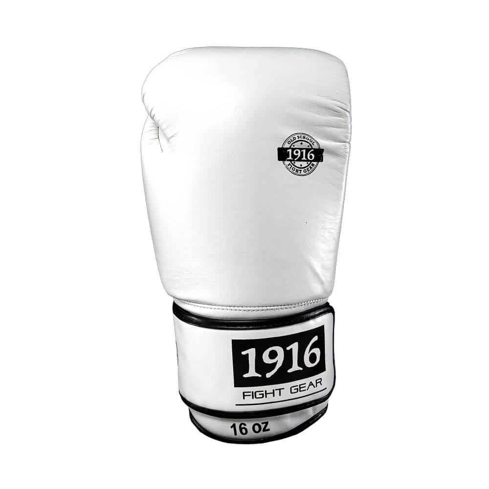 1916 bokshandschoen victory wit
