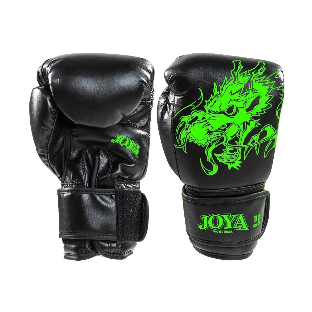 Joya bokshandschoen dragon groen